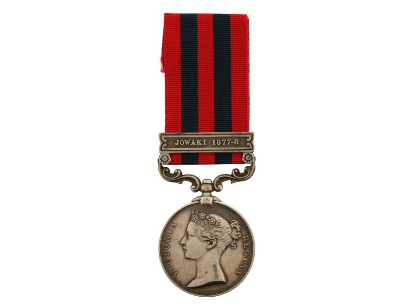 eMedals-Indian General Service Medal 1854