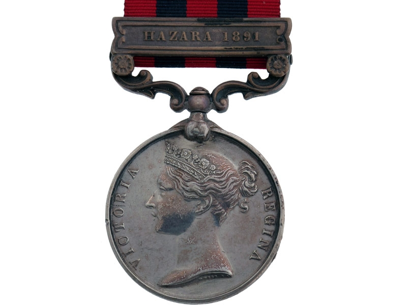 eMedals-India General Service Medal 1849-95,