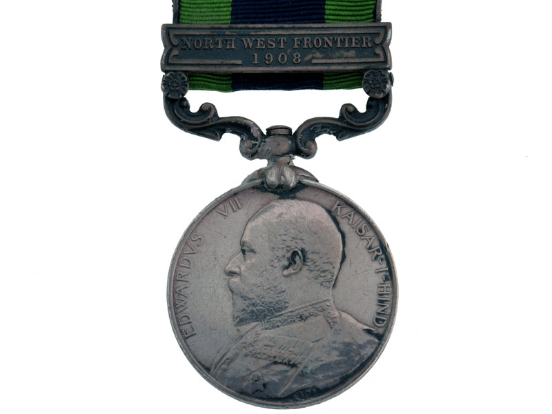 eMedals-India General Service Medal 1908-35,