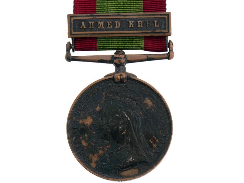 eMedals-Afghanistan Medal 1878-80,