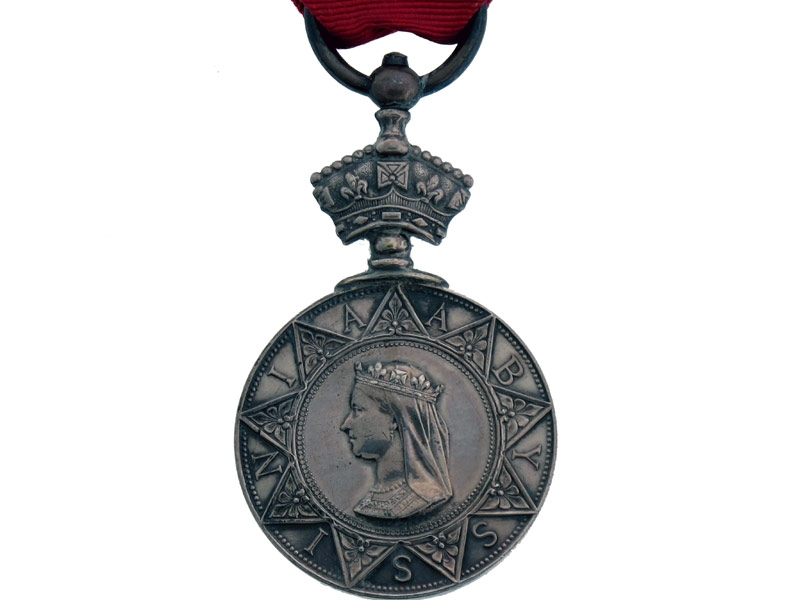 eMedals-Abyssinian War Medal 1867-68