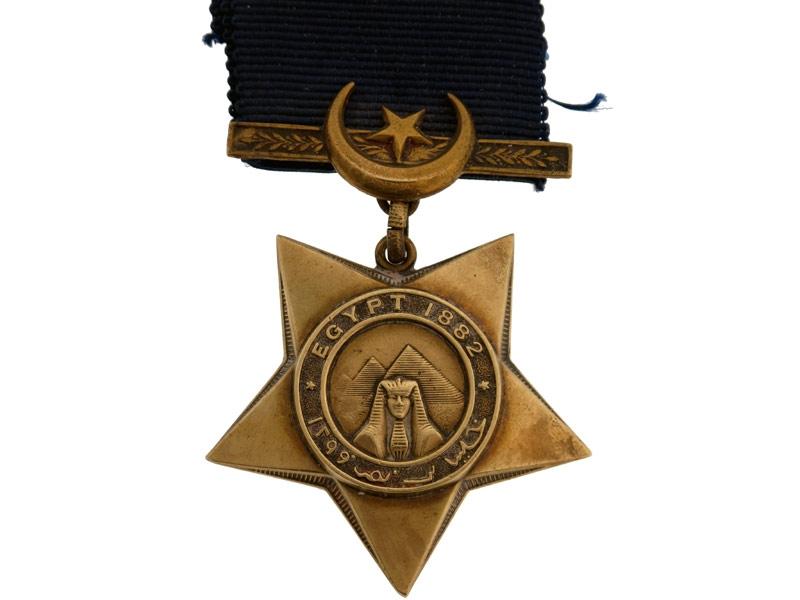 eMedals-Khedive's Star 1882