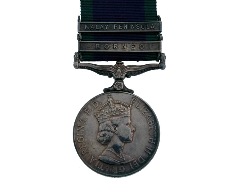 eMedals-Campaign Service Medal 1962
