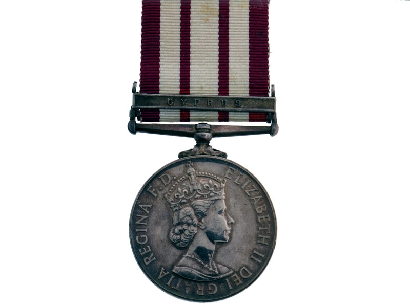 eMedals-Naval General Service Medal - Cyprus