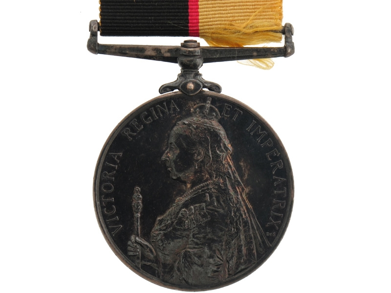 eMedals-Queen's Sudan Medal 1896-98
