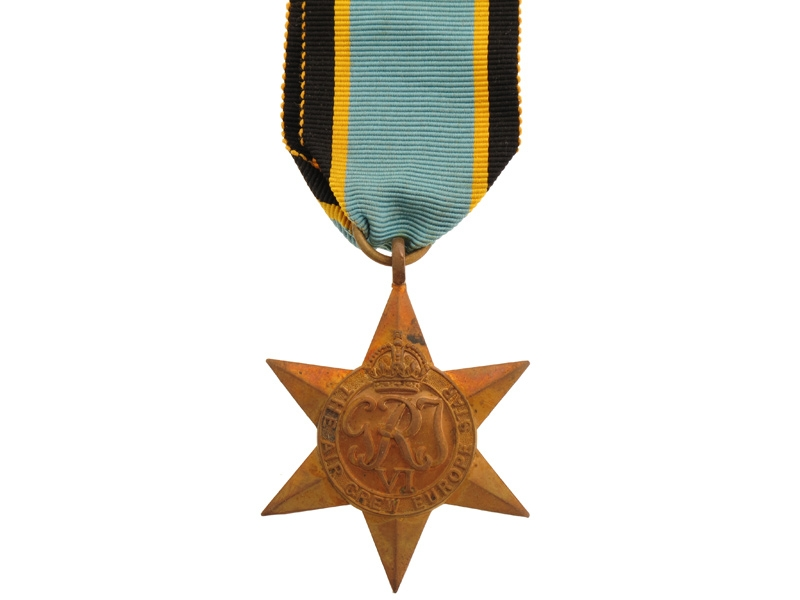 eMedals-WWII Air Crew Europe Star.