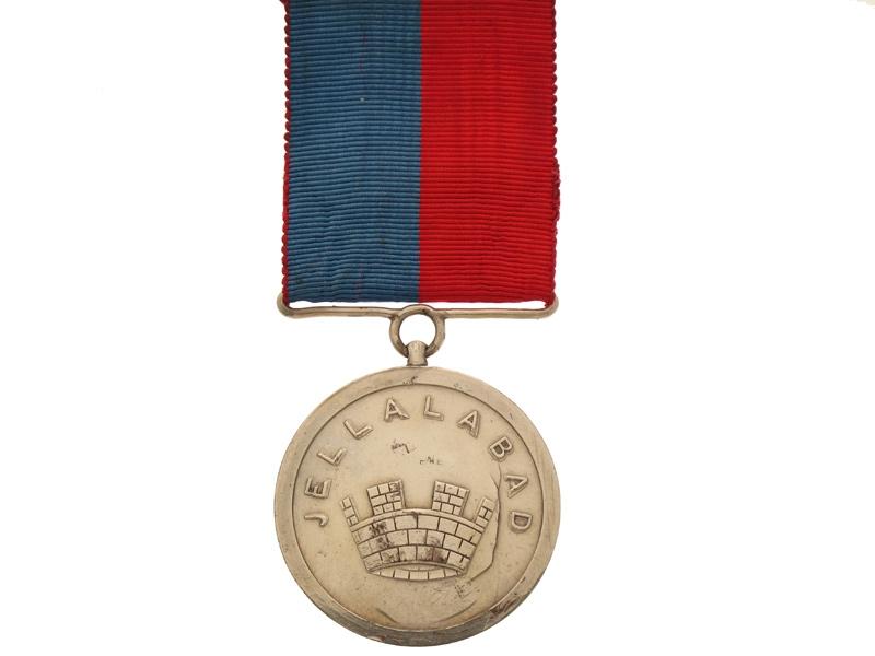 eMedals-Jellalabad Medal 1841-42,