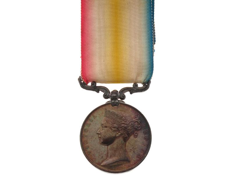 eMedals-Scinde Medal 1843,