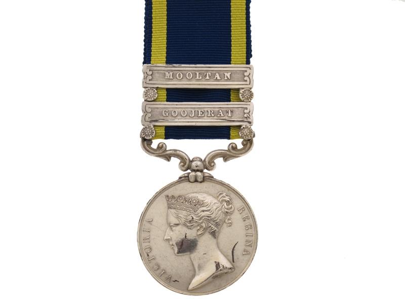 eMedals-Punjab Medal 1848-49,