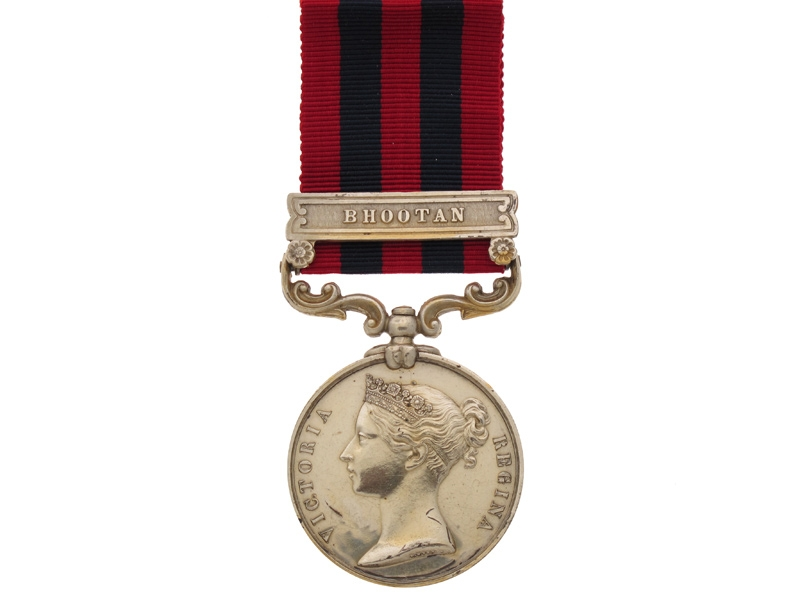 eMedals-Indian General Service Medal 1854-95,