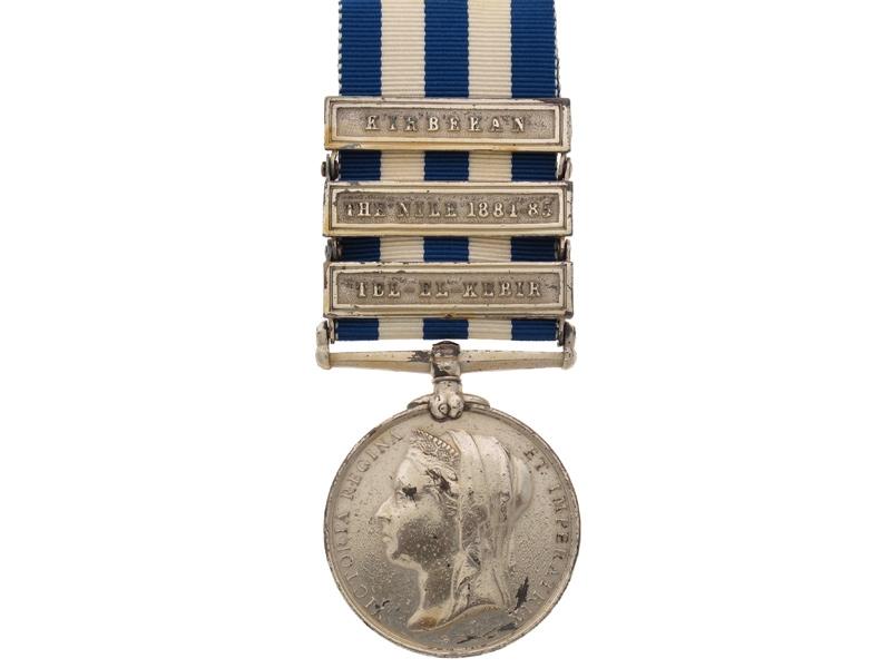 eMedals-Egypt Medal 1882-89,