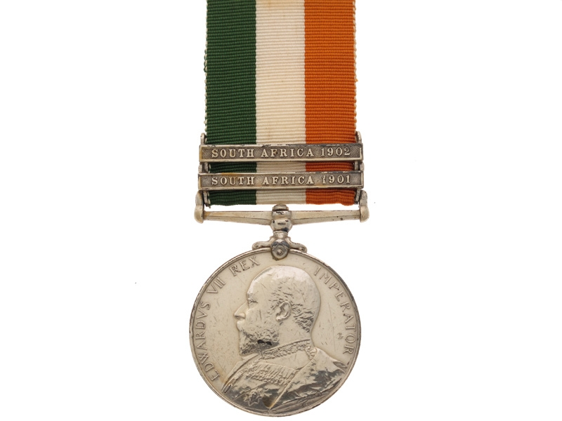 eMedals-King's South Africa Medal 1901-02,