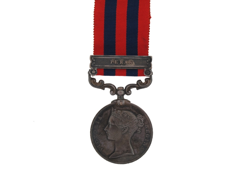 eMedals-India General Service Medal 1849-95