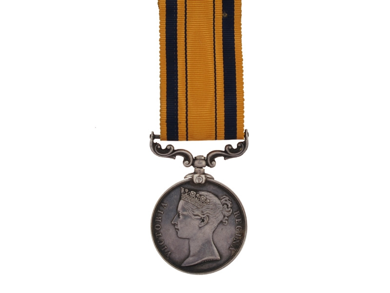 eMedals-South Africa Medal 1877-79