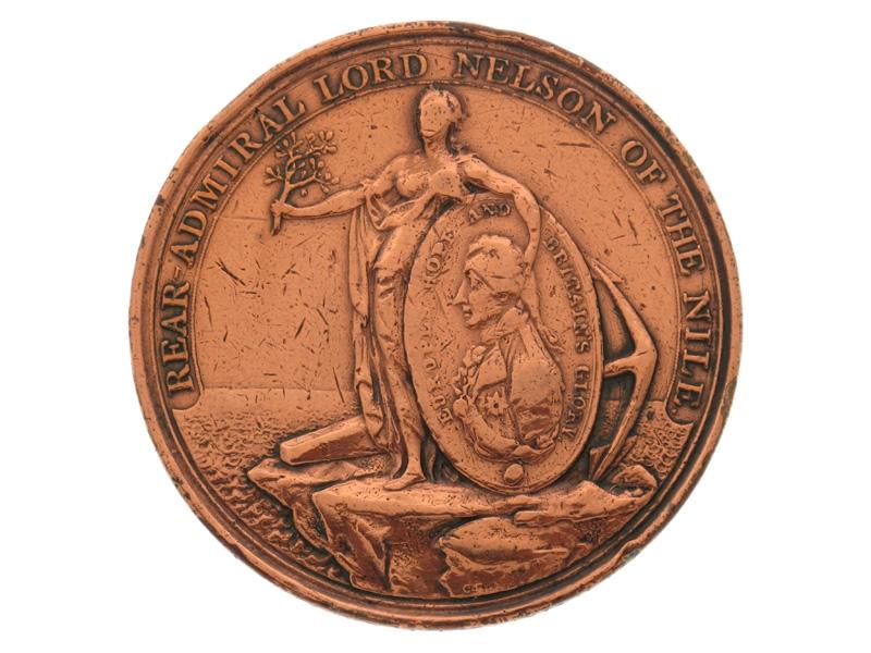 eMedals-Davison's Nile Medal 1798