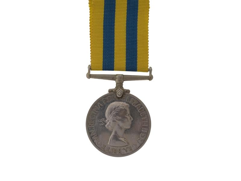 eMedals-Korea Medal 1950-53, Royal Navy