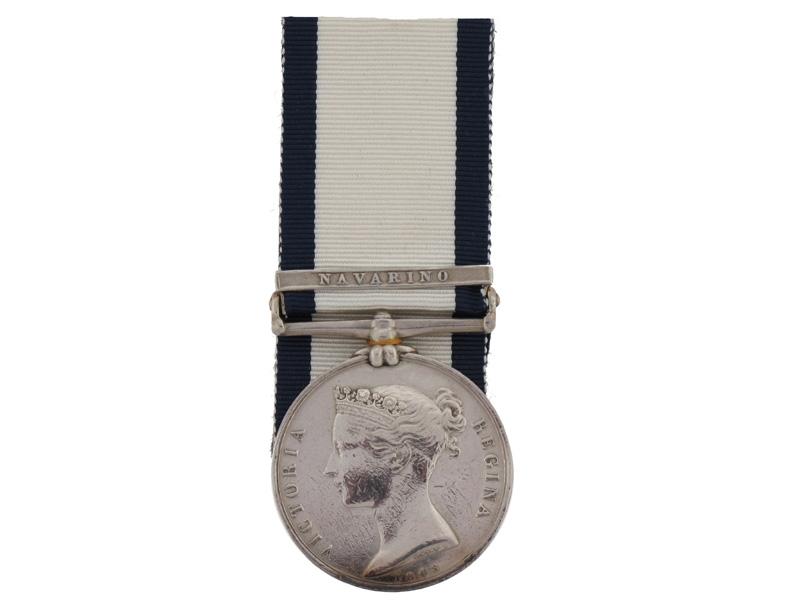 eMedals-Naval General Service Medal, LM Daniel Hawkins