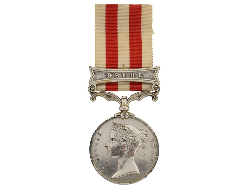 eMedals-Indian Mutiny Medal, 1857-1859