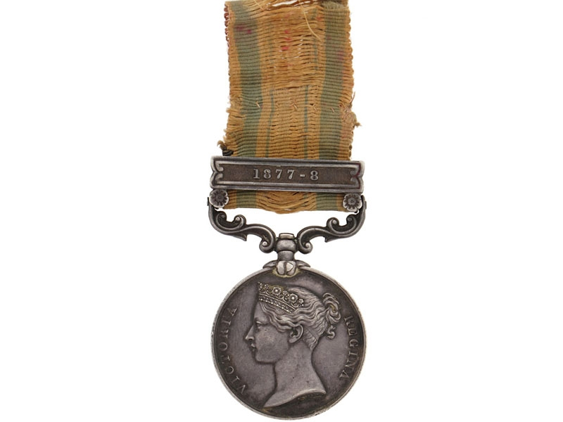 eMedals-South Africa Medal, 1877-1879