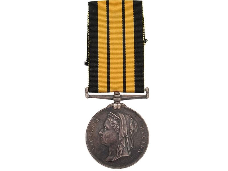 eMedals-Ashantee Medal, 1873-1874
