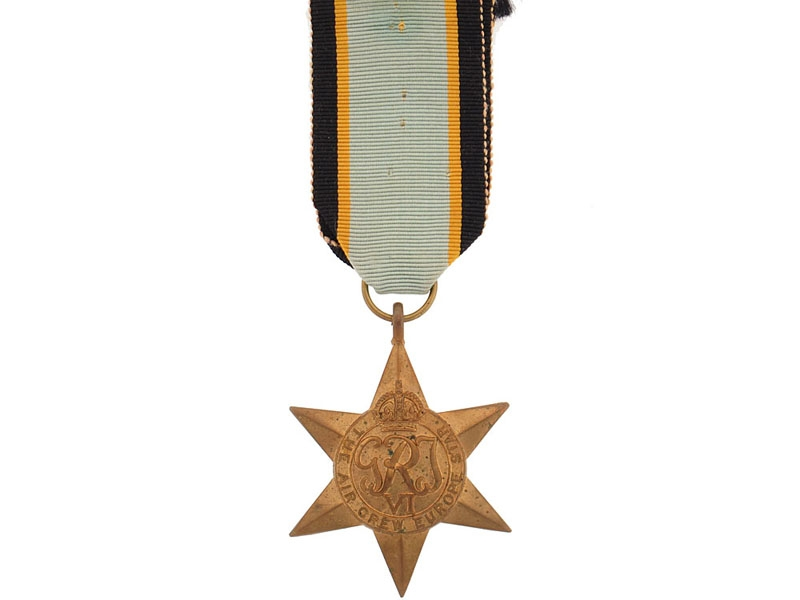 eMedals-Air Crew Europe Star, 1939-1944