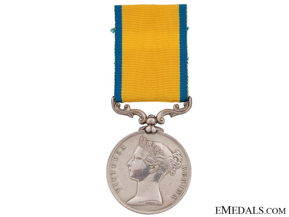 eMedals-Baltic Medal, 1854-1855