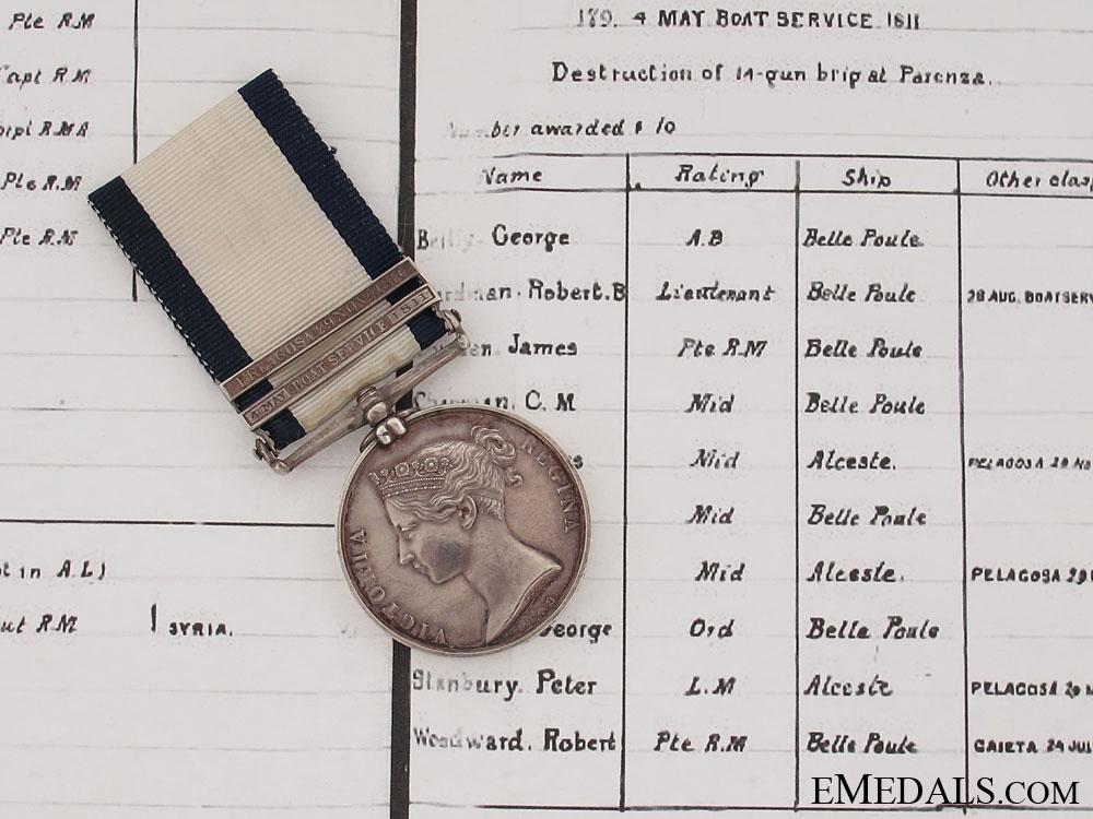 eMedals-Naval General Service 1793-1840