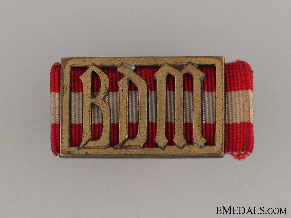 eMedals-BDM Membership Badge