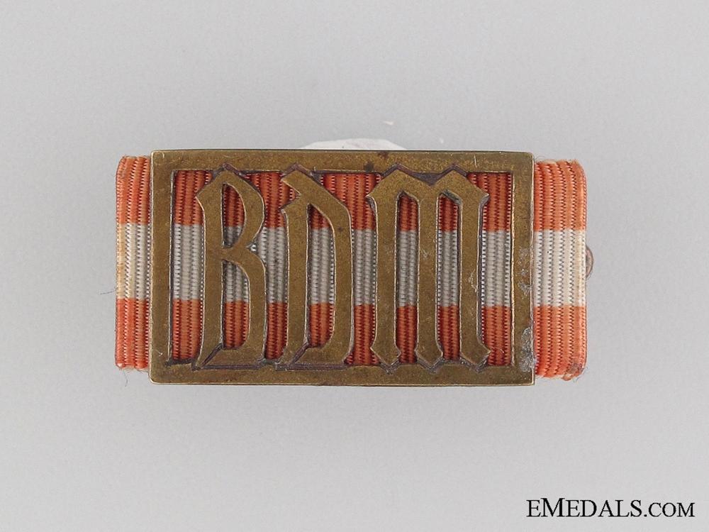 eMedals-BDM Membership Badge