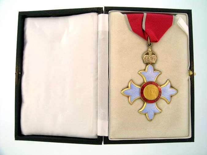 eMedals-Order of The British Empire C.B.E.