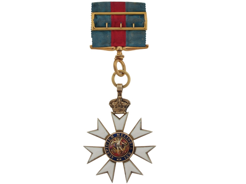 eMedals-The Most Distinguished Order of St. Michael