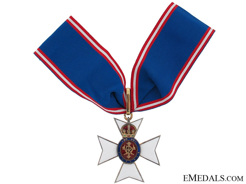 eMedals-The Royal Victorian Order, C.V.O.