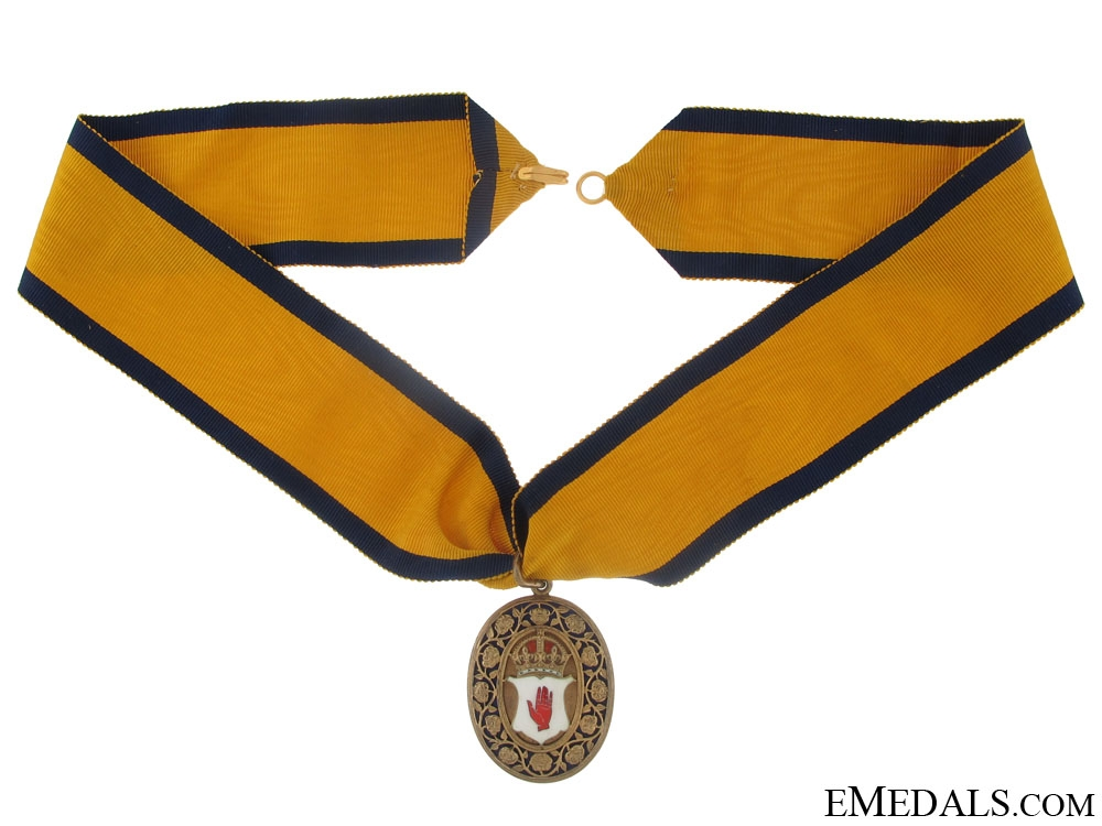 eMedals-The Baronet's Badge