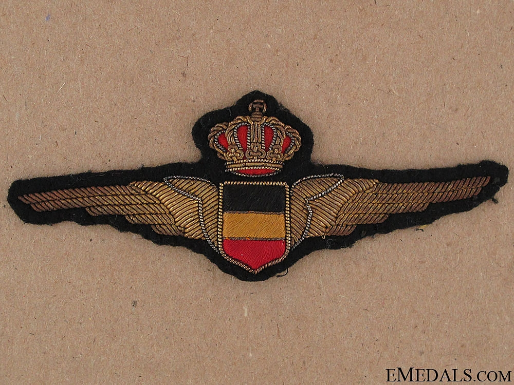 eMedals-Belgian Army Observer Wing