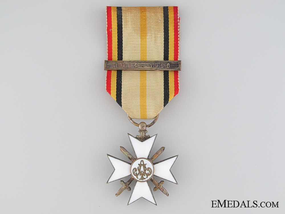 eMedals-Belgian Civil Decoration