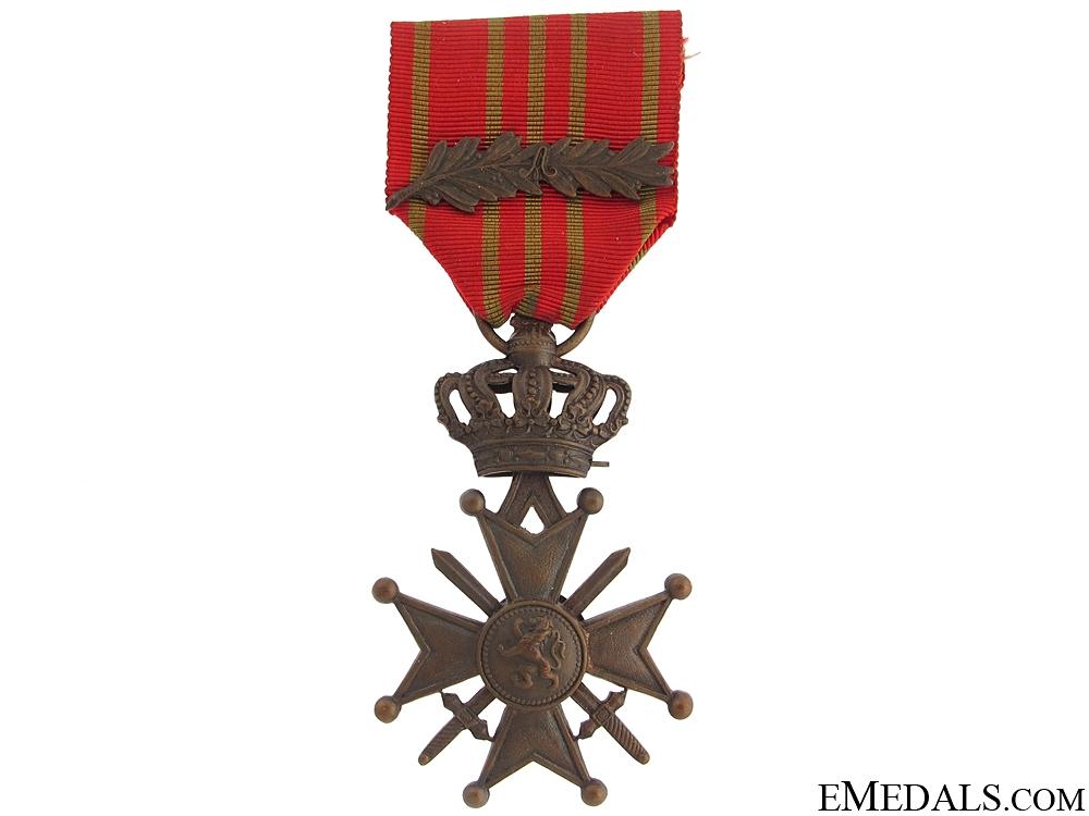 eMedals-Belgian Croix De Guerre