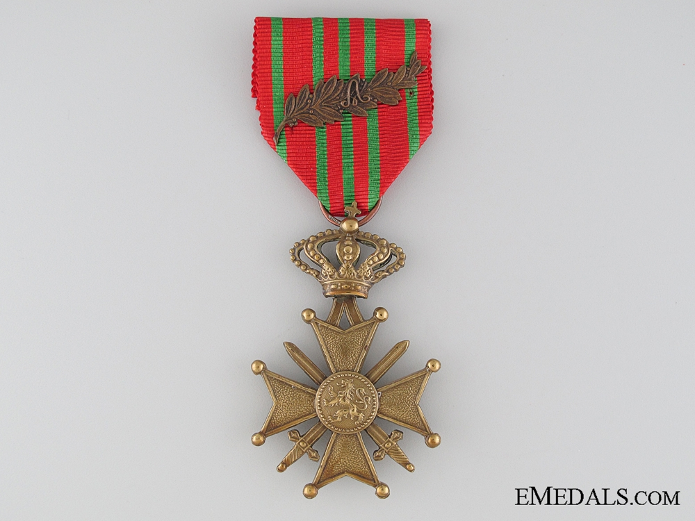 eMedals-Belgian War Cross 1914-1918