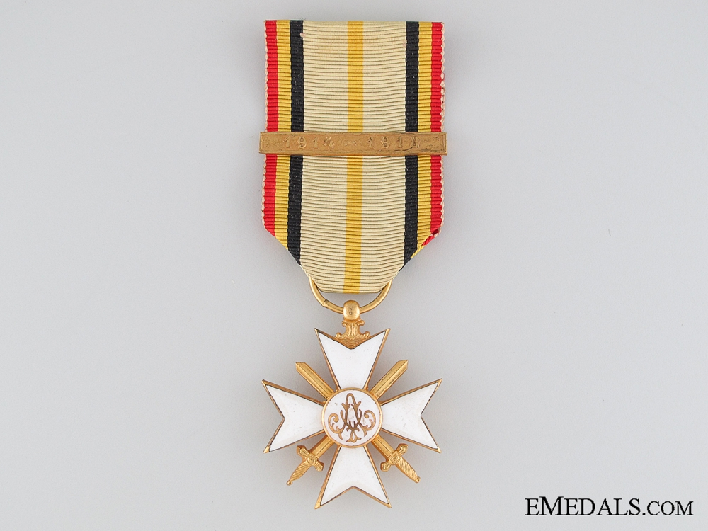 eMedals-Belgium Civil Decoration, Type III, 1st Class