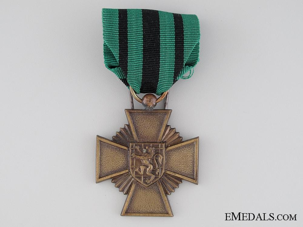 eMedals-Belgium Escapees Cross