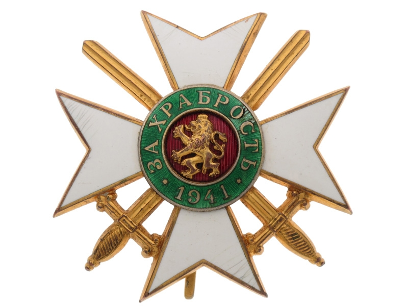 eMedals-Military Order for Bravery, 1941
