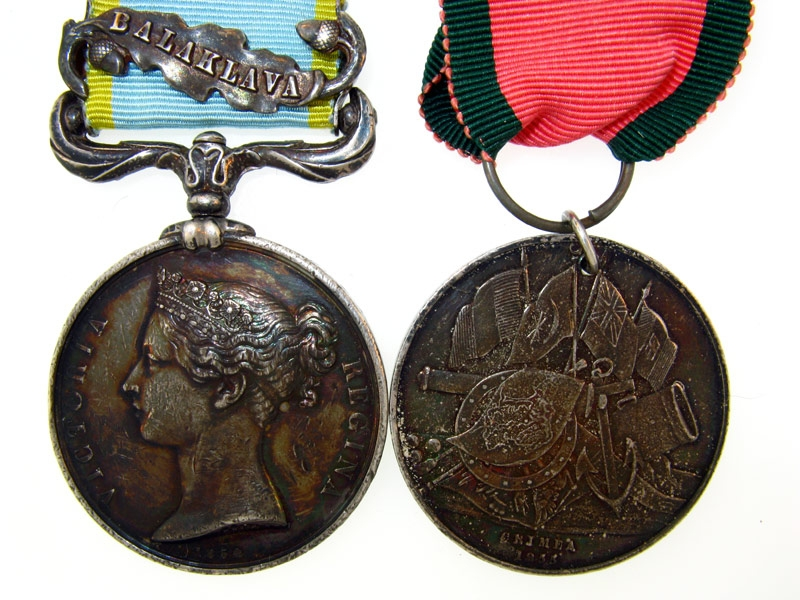 eMedals-Crimea Pair to R.M.
