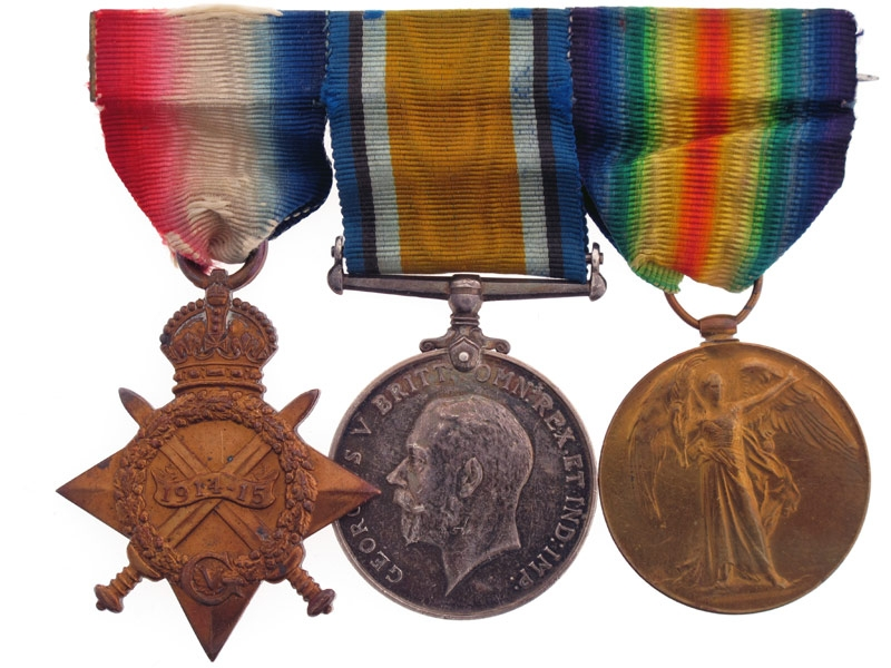eMedals-North Fusiliers – Capt. D.R. Herriot