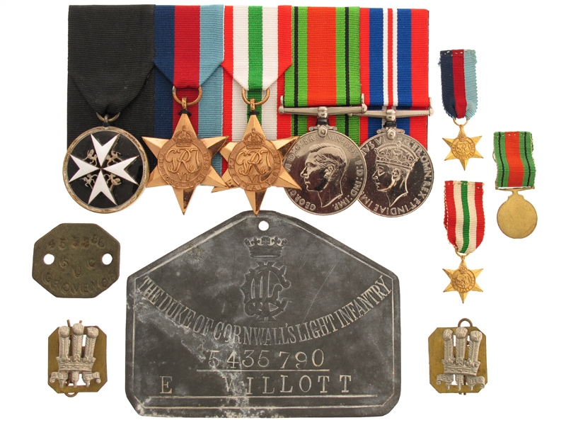 eMedals-WWII Order of St. John's Collection