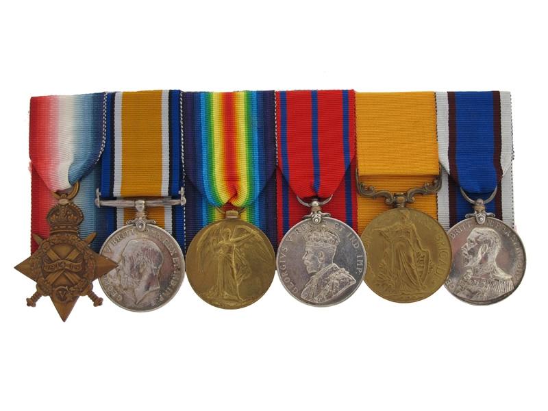 eMedals-Able Seaman J.H. Smith- RN & London Fire Brigade