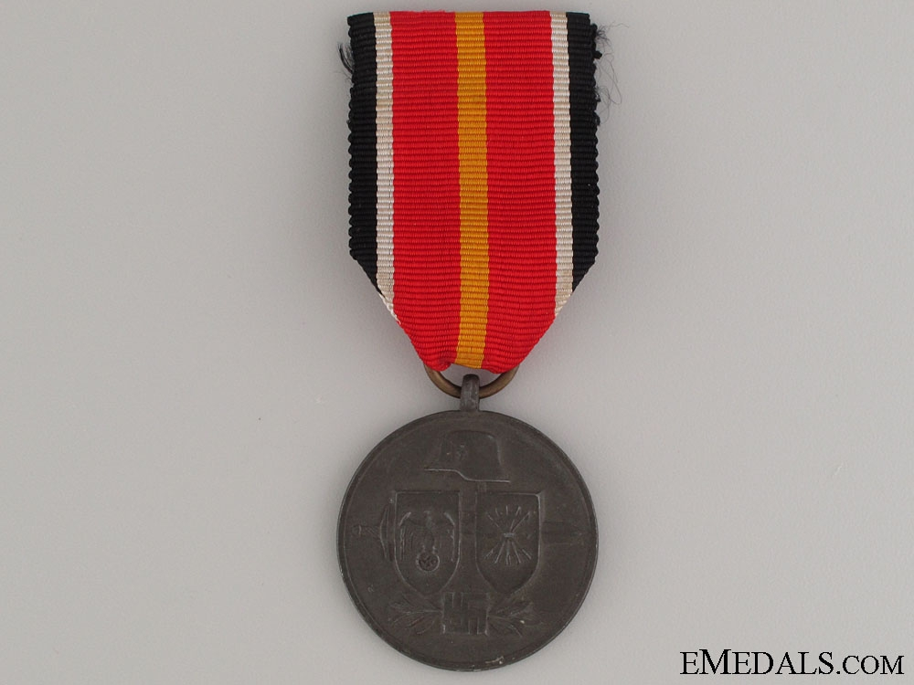eMedals-Blue Division Medal