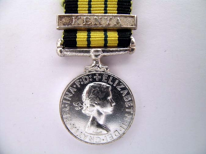 eMedals-MINIATURE AFRICA GENERAL SERVICE MEDAL