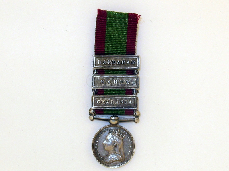 eMedals-Miniature Afghanistan Medal 1878-80,