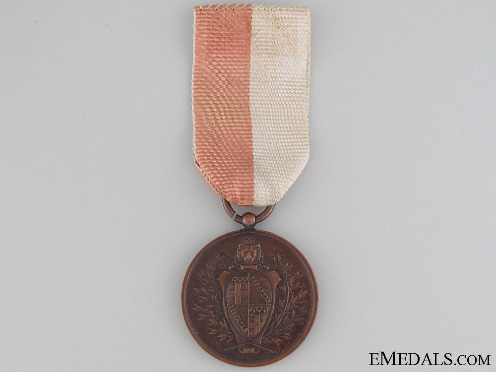 eMedals-Bologna Combatants and Survivors Medal 1848