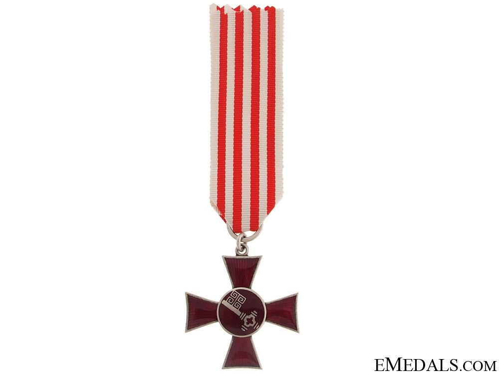eMedals-Bremen Hanseatic Cross 1914