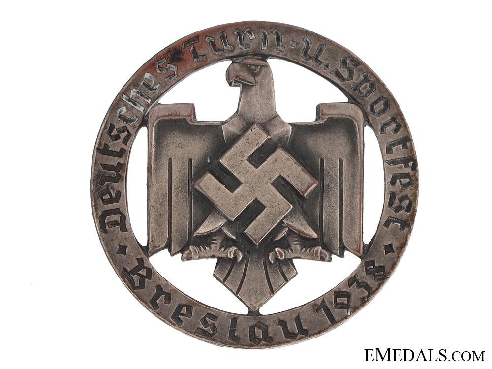 eMedals-Breslau Sportfest Tinnie 1938